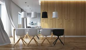 Modern Dining Room Chair Modern White Dining Room Chairs Home Design