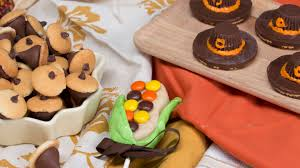 thanksgiving acorn treats thanksgiving treats for kids recipe tastemade