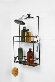 cubiko shower caddy black apartment pinterest apartments