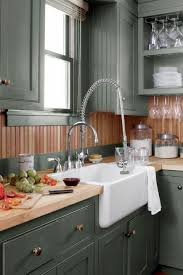 applying the green design as the kitchen design trends 2015 15 best kitchen color ideas paint and color schemes for kitchens