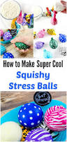 make stress balls kids will love