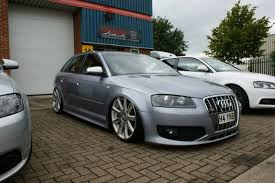 20 audi rims 20 inch wheels workable on an a3 on air