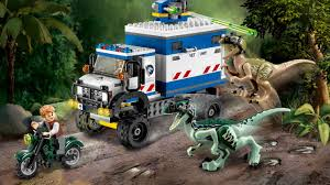 lego jeep set this is one of my favortie scenes from jurassic world i would