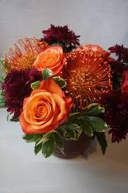 Dark Red Flower - proteas dark red flowers burgundy wedding colors contemporary
