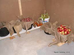 construire une chambre froide chambre froide au sous sol plan rangement pour les conserves