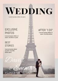 Vorlage Lorem Ipsum Mag Glance Or Printed Personal Wedding Magazine As Gift