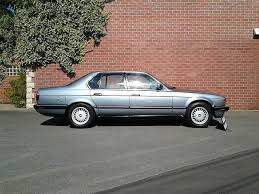 1988 bmw 7 series 1988 bmw 7 series 735i blue for 2995 in duncan simcoe com