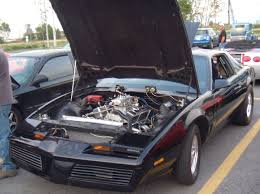 New Trans Am Car Pontiac Firebird Third Generation Wikipedia