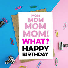 mom mom happy birthday card by parkins interiors