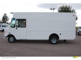 2006 oxford white ford e series cutaway e450 commercial delivery