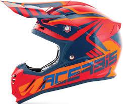 blue motocross helmet acerbis profile 3 0 skinviper motocross helmet helmets offroad red