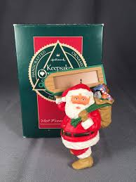 details about hallmark keepsake ornament collectors club 1989