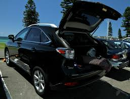 ban lexus rx200t lexus rx350 sports luxury review caradvice