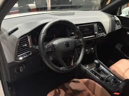 seat ateca 2016 seat ateca suv has been revealed in geneva motor show drivers