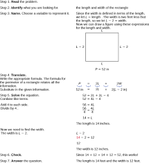 use properties of rectangles triangles and trapezoids