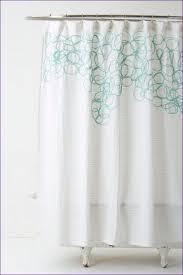 Turquoise And Grey Shower Curtain Bathrooms Wonderful Mosaic Shower Curtain Fleur De Lis Shower