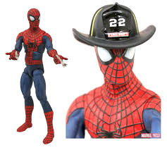 diamond dst marvel select the amazing spider man 2