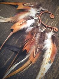 how to make feather ear cuffs each crafted ilumina carries with it the wisdom and