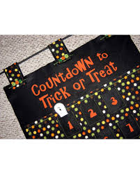 countdown to halloween calendar your handmade halloween decorations martha stewart