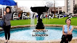 f r i e n d s lookbook 90 u0027s inspired youtube