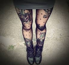 leg tattoo designs and sketches