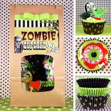 halloween cupcake kit all things cupcake