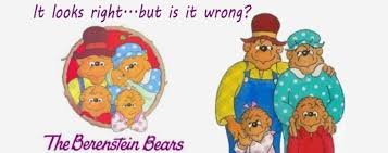 berenstien bears proof of a parallel universe the bernstein berenstain