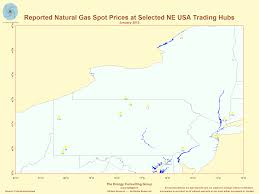 Map Of The Northeastern United States by Us Nat Gas Supply Demand Fundamentals