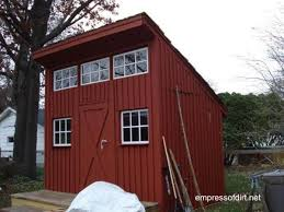 Garden Workshop Ideas Charming Garden Sheds From Rustic To Modern Empress Of Dirt