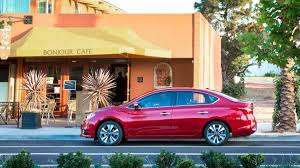 nissan altima 2016 burgundy 2016 nissan sentra scales up style for the la auto show autoweek
