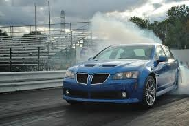pontiac g8 gt with spec d lights led high low beams and fog