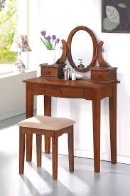 Small Makeup Vanity Furniture Splendid Design Of Makeup Vanity Sets To Create Perfect