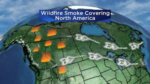 Wildfire Smoke Seattle by Wildfire Smoke Invades New England Cbs Boston