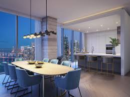The Dining Room Miami Miami U0027s Elysee Condo In Edgewater Secures 16 5m Construction Loan