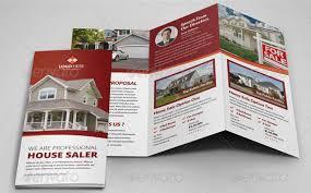 20 great real estate brochure templates u2013 desiznworld