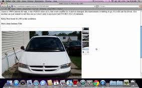 craigslist south bend indiana used cars and trucks for sale by