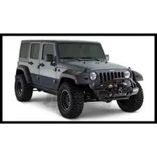 jeep wrangler grey 2 door jeep parts buy bushwacker front pocket style fender flares for