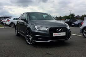 Audi Q5 8040 - used audi a1 black edition 2017 cars for sale motors co uk