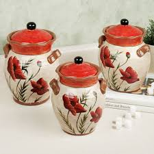 Country Canister Sets For Kitchen 100 Country Kitchen Canister Sets 100 Kitchen Canisters Set