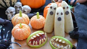 Vegan Halloween Appetizers Easy Diy Halloween Treats Fablunch Youtube
