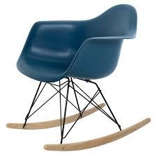 charles eames rocking chair rar black base rocking chair design