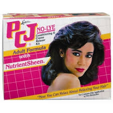 pcj no lye conditioning u0026 creme relaxer kit formula