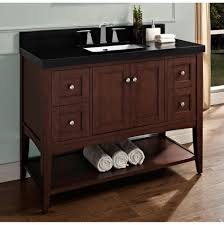 Shelf For Bathroom Bathroom White Wooden Fairmont Vanities With Double Sink For