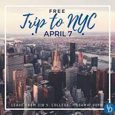 free new york city trip language institute