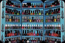 diy cute nail polish rack youtube
