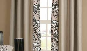 Two Tone Drapes Curtains Awesome Silver Bedroom Curtains Awesome Two Tone Gray
