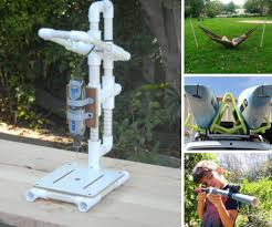Pvc Patio Furniture Parts by 50 Things To Make With Pvc Pipe Pvc Pipe Pipes And Drill Press
