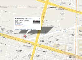 Taipei Mrt Map Huashan Creative Park
