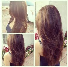 back of the hair long layers cute layered long hairstyle for girls hairstyles weekly