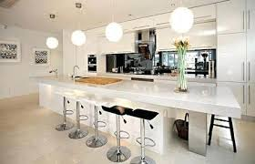 modern kitchen island with seating modern kitchen island with seating in an ultra modern home with a